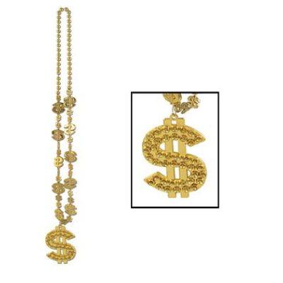 $ Beads w $ Medallion