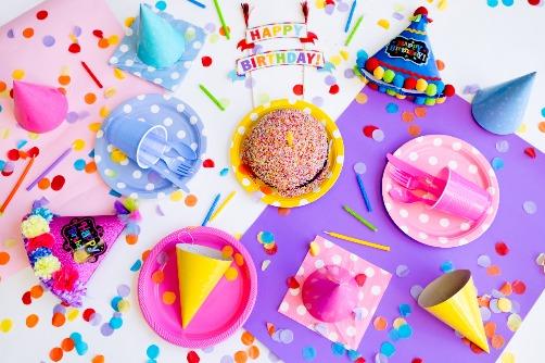 Insta-Theme Happy Birthday Background