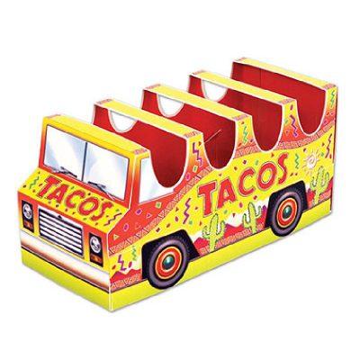 3-D Taco Truck Centerpiece