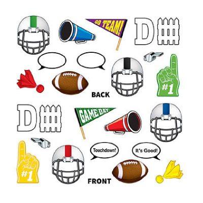 Football Photo Fun Signs