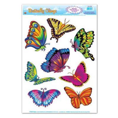 Butterfly Clings