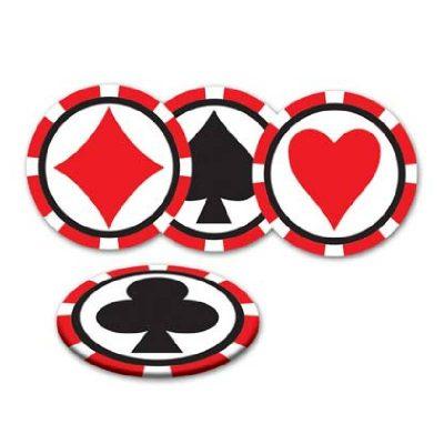 Casino Coasters