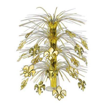 Fleur De Lis Cascade Centerpiece