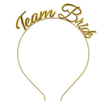 Team Bride Headband