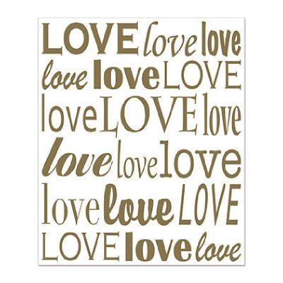 """""""Love"""" Insta-Mural Photo Op"""