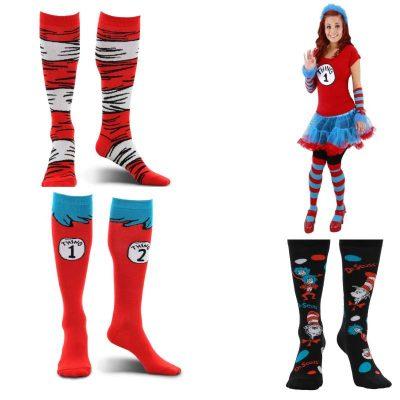 Dr. Seuss Socks